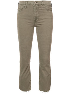 Insider cropped jeans Mother