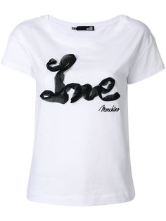 футболка Love Love Moschino