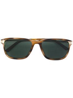 солнцезащитные очки в квадратной оправе Cartier