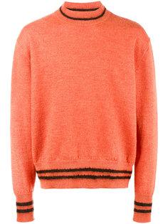 свитер со стоячим воротником Marni