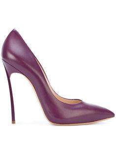 туфли-лодочки на шпильке Casadei