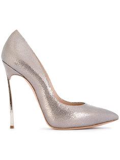 туфли на тонком каблуке Casadei