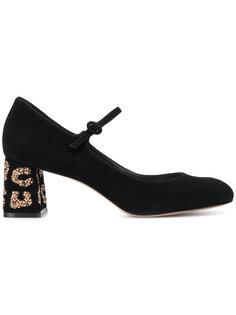 туфли Мэри Джейн с пайетками Sophia Webster