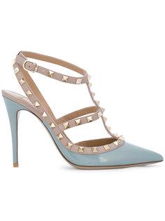 лакированные туфли Rockstud Valentino Garavani Valentino