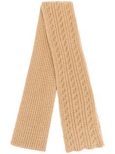 шарф рыхлой вязки Barena