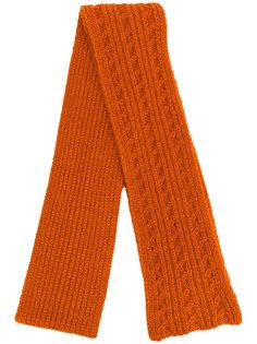 трикотажный шарф Barena