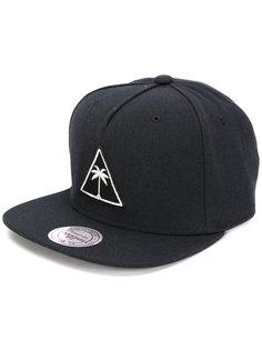 бейсбольная кепка с логотипом Palm Angels
