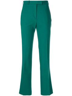 укороченные брюки со складками  Etro