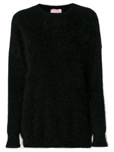 свитер с круглым вырезом Giamba