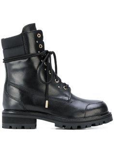 ботинки на шнуровке Twin-Set