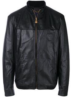 куртка с отделкой в рубчик Billionaire