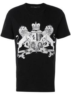 футболка Justin  Billionaire
