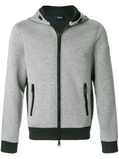 куртка с капюшоном на молнии Armani Jeans