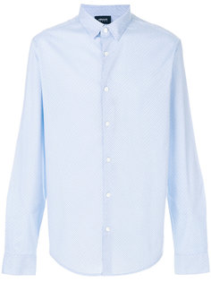 рубашка с узором в горох Armani Jeans