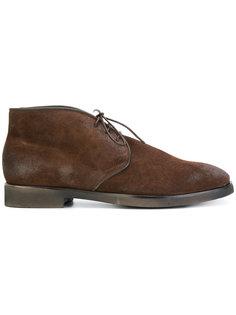 туфли со шнуровкой Silvano Sassetti