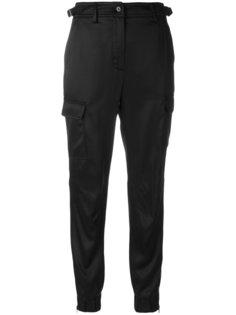 укороченные брюки с карманами  Jeremy Scott
