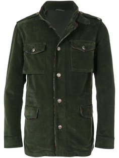 куртка с накладными карманами Gabriele Pasini
