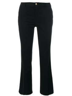 слегка расклешенные брюки Pt01