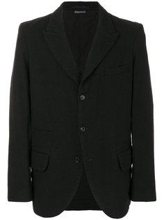 пиджак с заплаткой с логотипом Comme Des Garçons Homme Plus