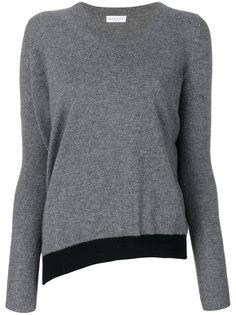 асимметричный свитер Sonia Rykiel