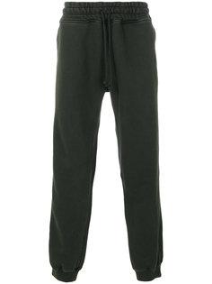 спортивные брюки с эластичным поясом Yeezy