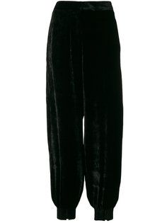 брюки с эластичными манжетами Stella McCartney