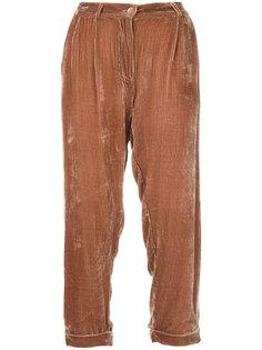 укороченные брюки Giuliano Mes Demoiselles