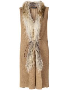 пальто-жилет  Fabiana Filippi