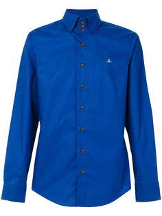 рубашка с вышивкой державы Vivienne Westwood