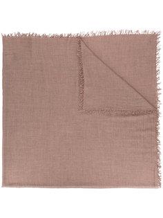 шарф с потертой отделкой Faliero Sarti