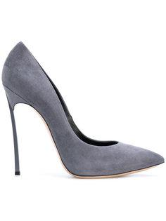 классические туфли-лодочки Casadei