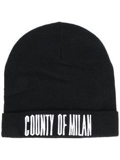 шапка Jak Marcelo Burlon County Of Milan