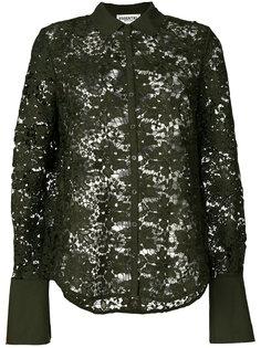 кружевная блузка с вышивкой Essentiel Antwerp