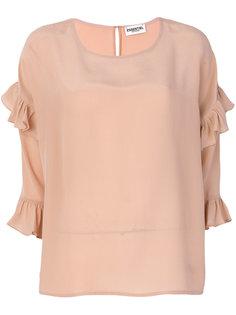блузка с оборками на рукавах  Essentiel Antwerp