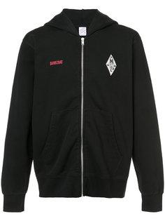 printed hoodie Yang Li