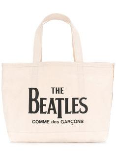 сумка-тоут The Beatles X Comme des Garçons The Beatles X Comme Des Garçons