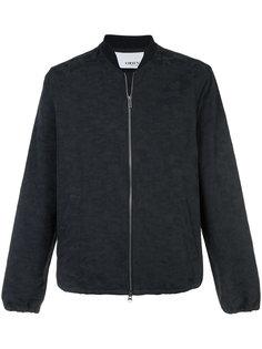 камуфляжная куртка-бомбер Odin