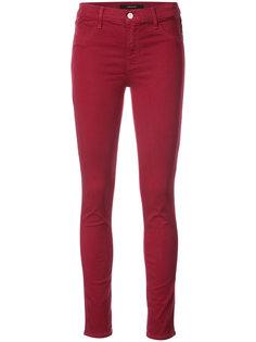 эластичные джинсы скинни J Brand