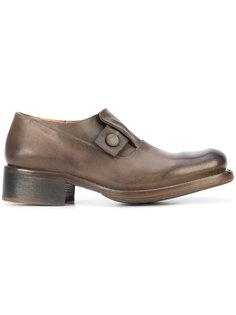 туфли на кнопках Cherevichkiotvichki