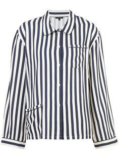 полосатый пижамный топ Dillon  Morgan Lane