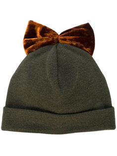 шапка с бантом Federica Moretti