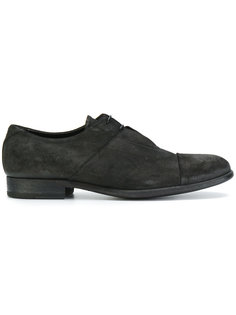 туфли со шнуровкой Pantanetti