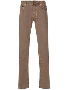 классические брюки Comfort Jacob Cohen