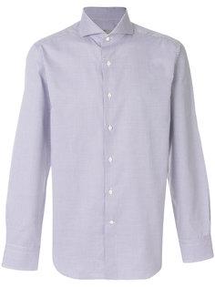 рубашка современного кроя Canali