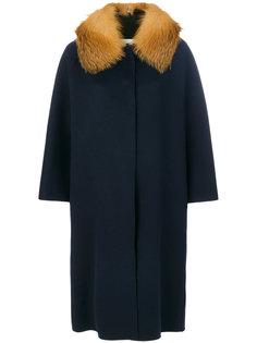 пальто-кейп  Ava Adore