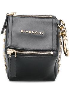 клатч кубической формы Pandora Givenchy