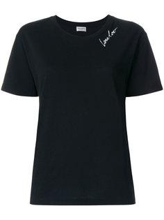 футболка LouLou Saint Laurent