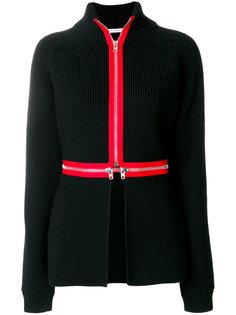 пальто-кардиган с контрастной окантовкой Givenchy