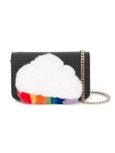 сумка на плечо с деталью в виде облака Ginny Les Petits Joueurs
