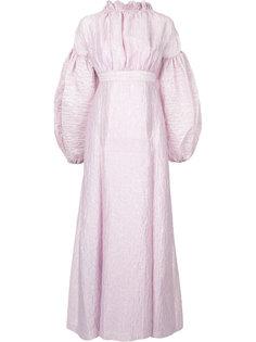платье с объемными рукавами Magnolia Bambah